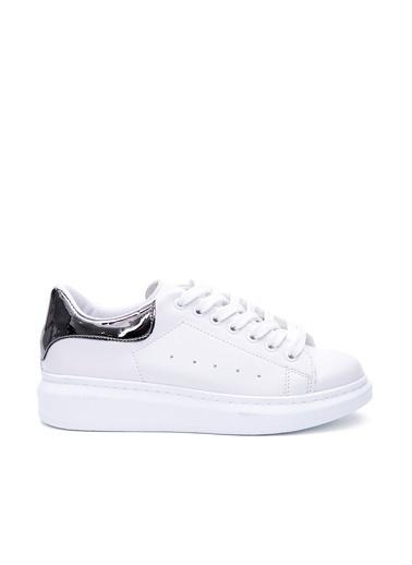 Shoes1441 Sneakers Beyaz